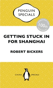 Getting Stuck in for Shanghai ebook cover