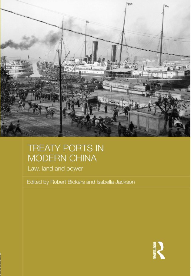 Treaty Ports in Modern China
